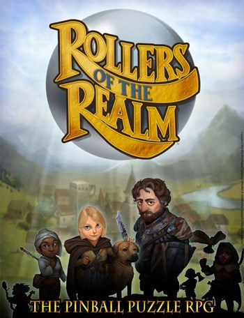 Rollers of the Realm PC Full Español