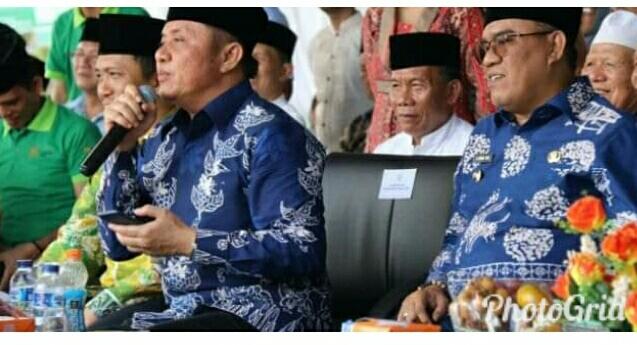 Gubernur Sum-Sel Herman Deru Tutup Festival MTQ Ke-36 Di Muara Enim