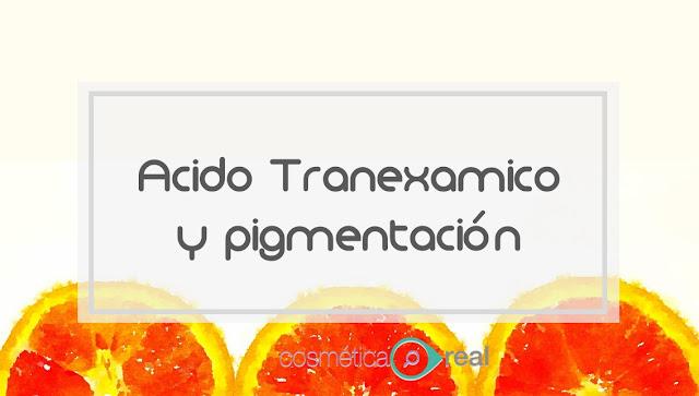Acido Tranexamico y pigmentacion en Melasma