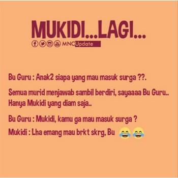 Siapa Mukidi adalah