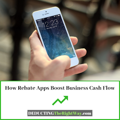 cashback app for business | www.deductingtherightway.com