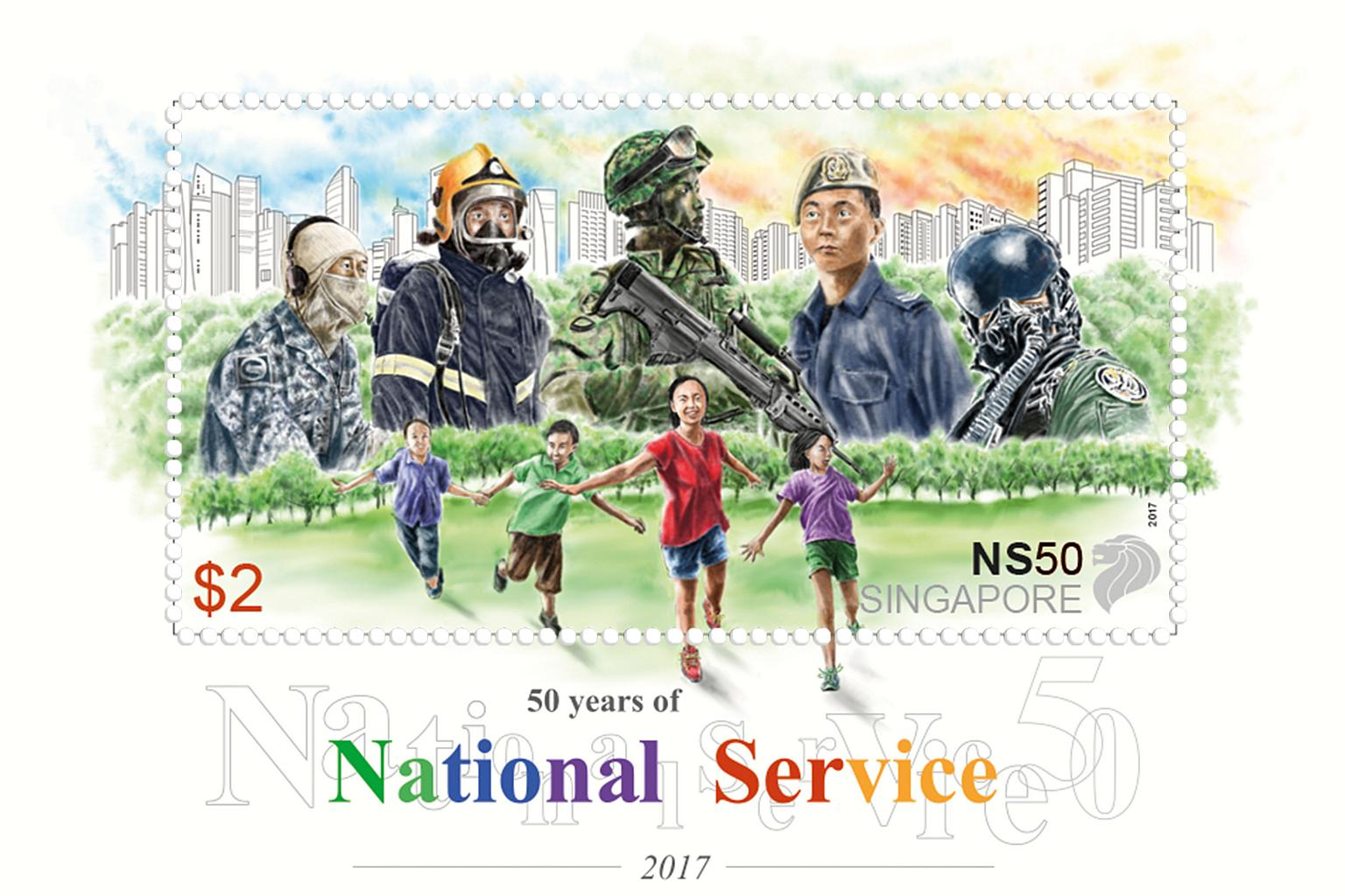 Over the years, many generations of Singaporean sons have served with pride and honour in defence of their country. In time to come, their sons, and the sons of their sons, will continue in this fine tradition.