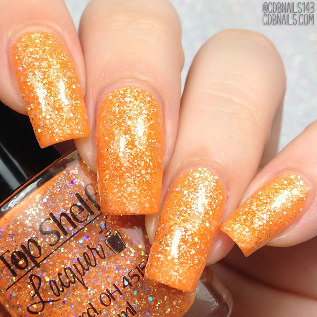 Top Shelf Lacquer-Malibu Mango