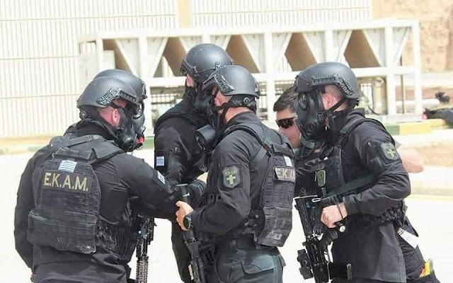 «Μάχη» με το Ισλαμικό Κράτος στην Κρήτη
