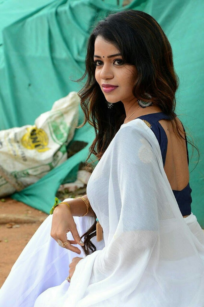 Actress Bhavya Full HD Pics | Beautiful Film Actress Bhavya Hot Stills #Bhavya