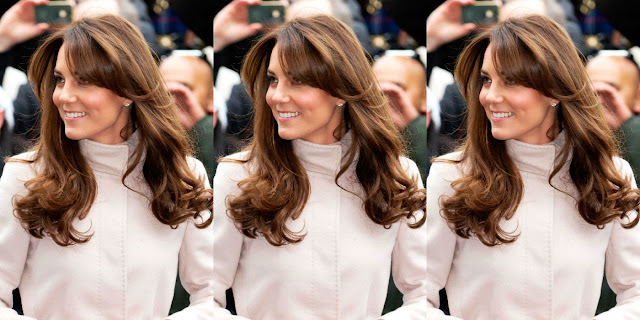 30 Times Kate Middleton Had Glorious, Glorious Hair
