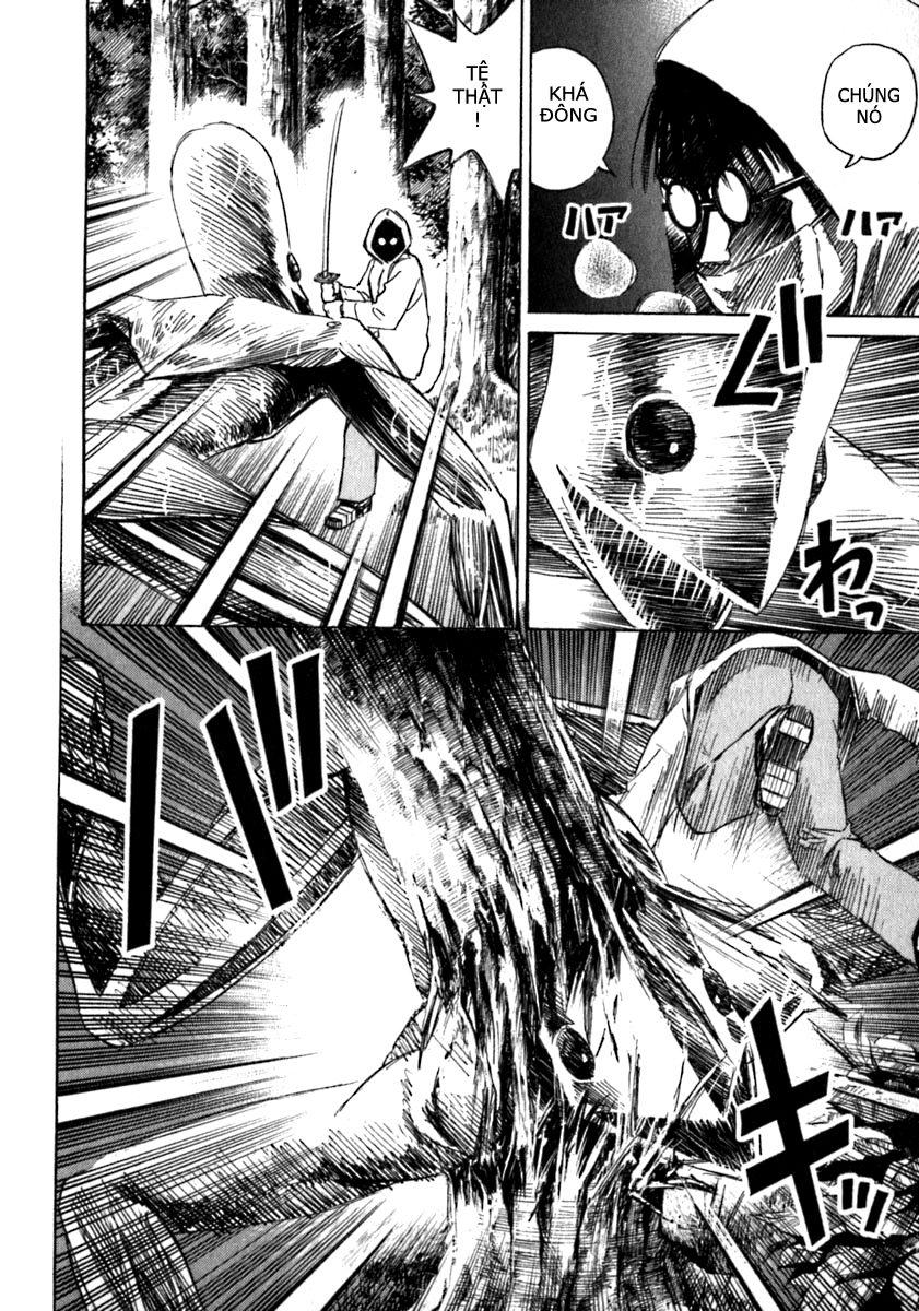 Higanjima chapter 43 trang 10