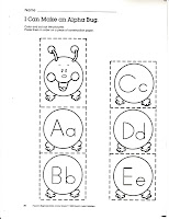 Teacher's Market: Alphabet activities & book list for your