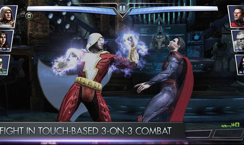 Download Injustice Gods Among Us 2.18 APK + OBB + MOD ...
