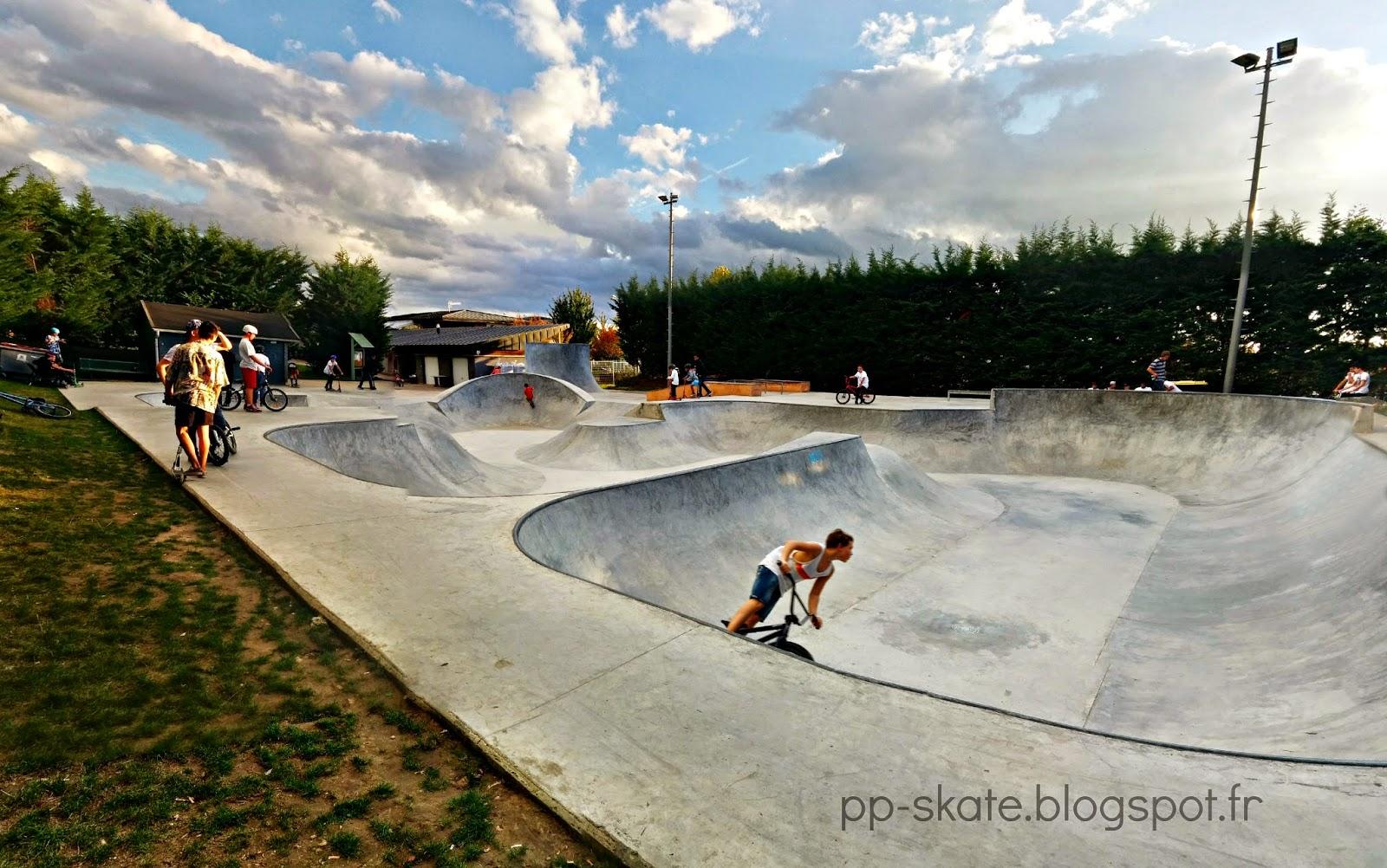 Skatepark Bry Sur marne