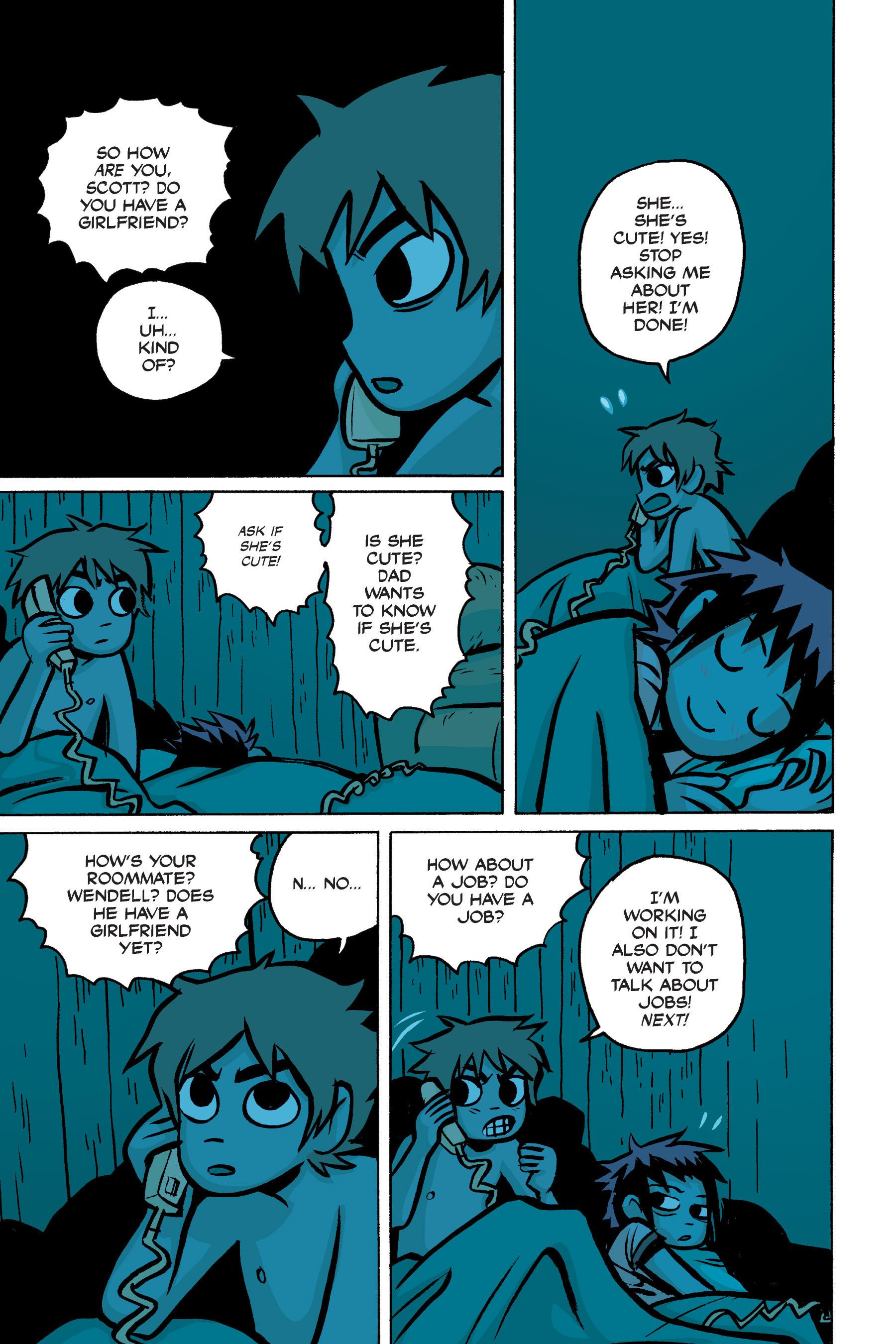 Read online Scott Pilgrim comic -  Issue #2 - 86
