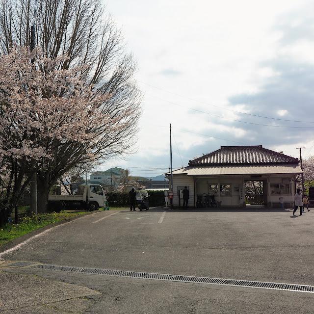 小湊鐵道 上総鶴舞駅