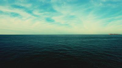 open sea hd wallpaper