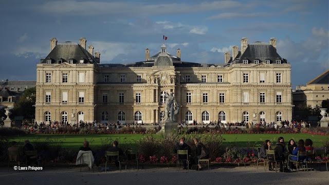 Palais du Luxembourg, Paris © Laura Próspero