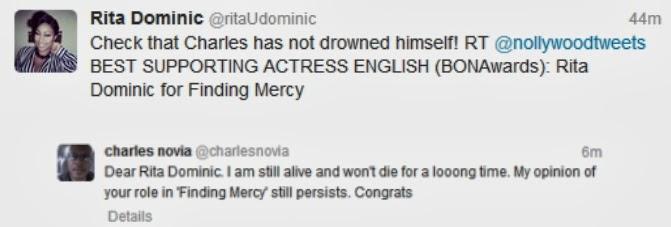 rita dominic twitter