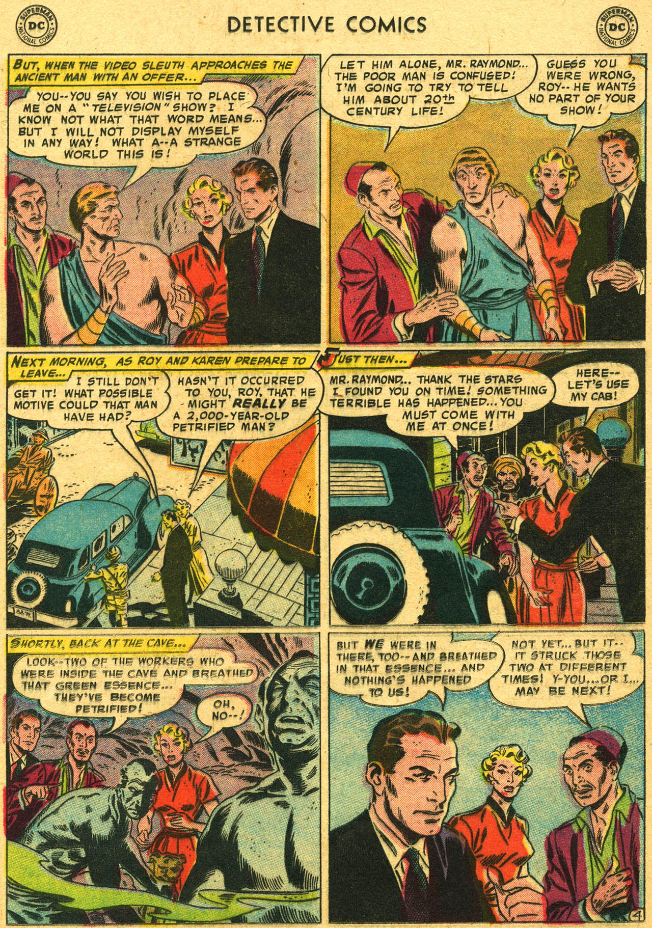 Read online Detective Comics (1937) comic -  Issue #253 - 21