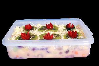 salad buah di sidoarjo