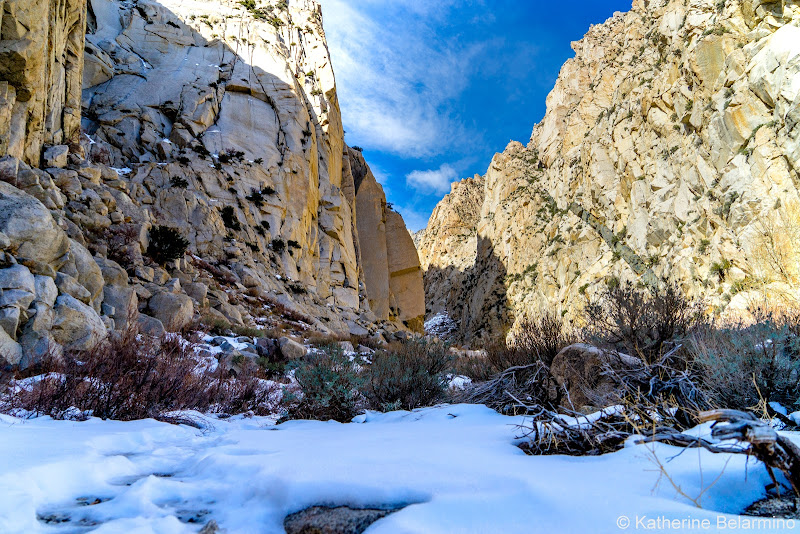 Pine Creek Crags Things to Do in Bishop California