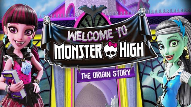 Bienvenidos a Monster High (2016)