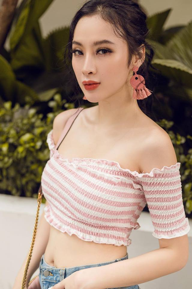 Angela Phuong Trinh - New pics 2018