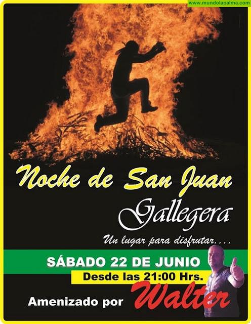 Noche de San Juan en Gallegos - Barlovento