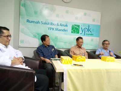 Dokter spesialis RS YPK Mandiri