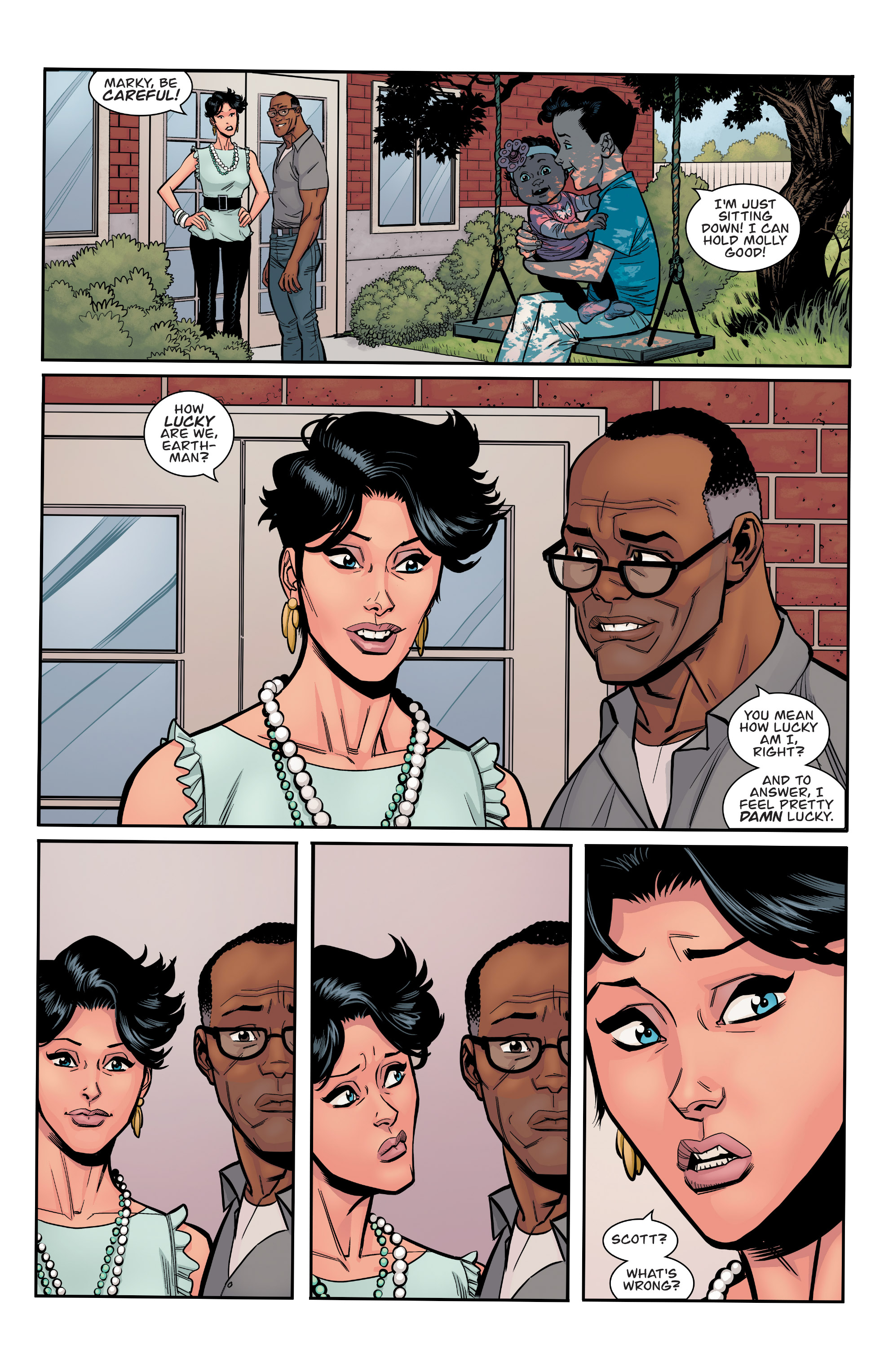 Read online Invincible comic -  Issue #137 - 6