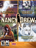 Cool Nancy Drew 4-in-1 Games Bundle from Amazon