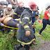 Homem morre em grave acidente na serra Tapirapuã, o carona saiu sem nenhum ferimento.