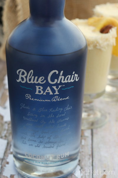 Drunken Hummingbird Cocktail + Blue Chair Bay Coconut Rum Giveaway