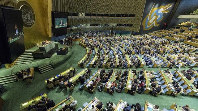 Viral Video Dukungan ke Prabowo di Ruang Sidang PBB, Ini Penjelasan PTRI