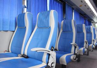 Interior Bus Bandara