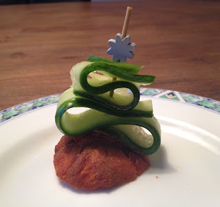 Komkommerkerstboom