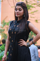 Actress Yamini Bhaskar in a Tight Black Sleeveless Dress ~  Exclusive 13.JPG