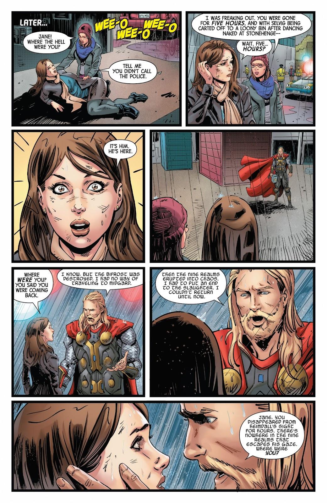 Read online Marvel's Thor: Ragnarok Prelude comic -  Issue #3 - 9