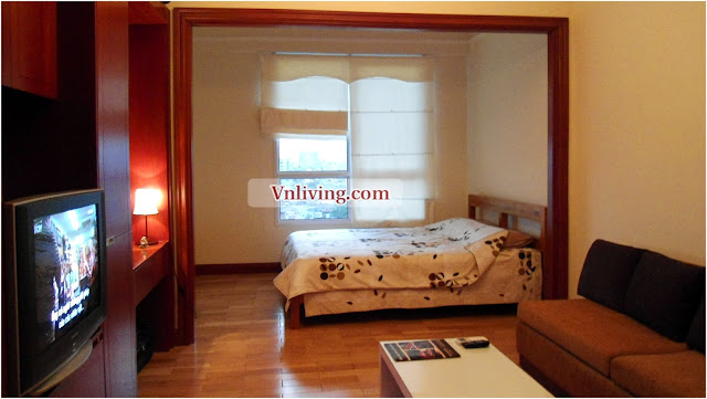 Studio apartment The Manor for rent 35 sqm fully furnished