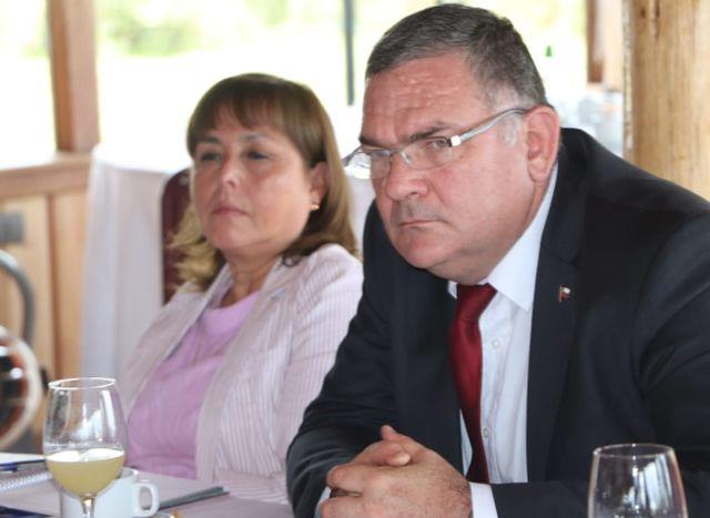 Fernando Gebhard, Seremi del Trabajo y Previsión Social de Los Lagos