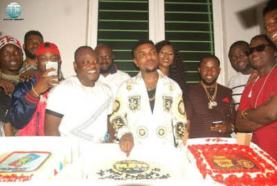 Oritsefemi, birthday