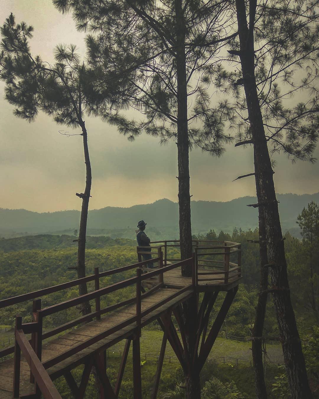 Wisata Alam Bakukung Cianten Bogor nan Sejuk - Destinasi Wisata