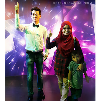 red carpet i-city shah alam, red carpet i-city, harga tiket red carpet i-city, harga tiket i-city, red carpet, muzium lilin di malaysia