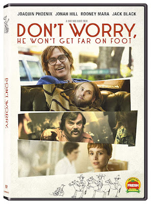 Dont Worry He Wont Get Far On Foot Dvd