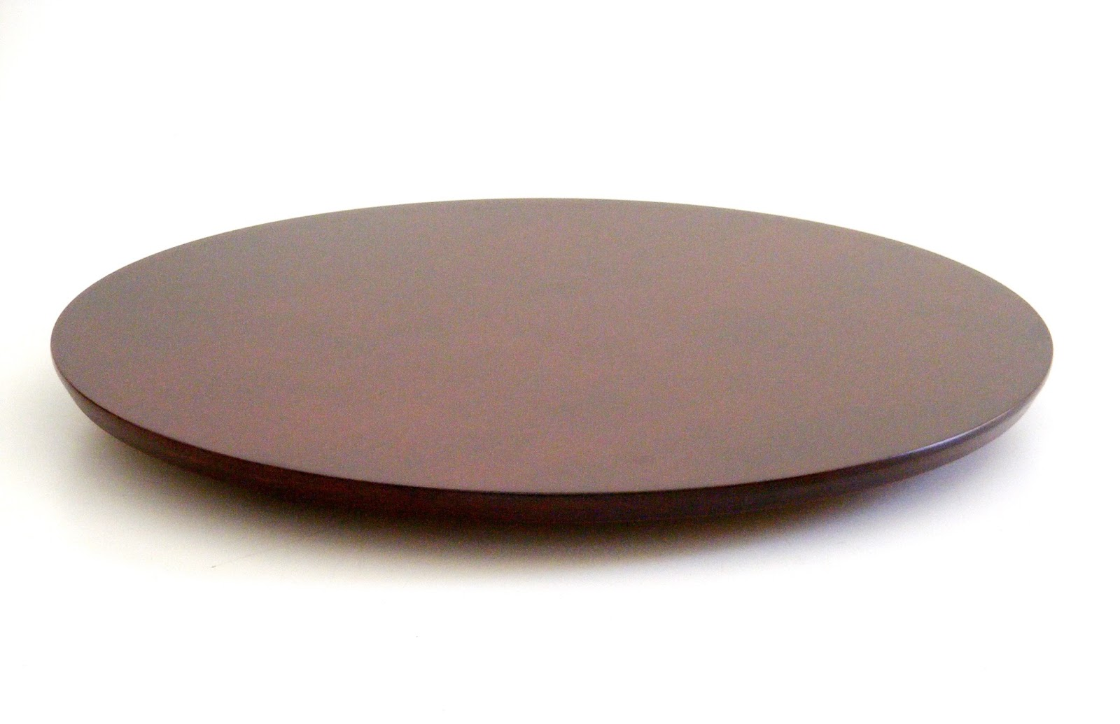 A 1970 S Solid Wood Lazy Susan Diameter 57cm Height 5cm R1850 Call Us On 021 448 2755 Or Email Info Vampfurniture Co Za