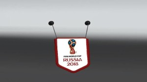 Pennant FIFA World Cup 2018