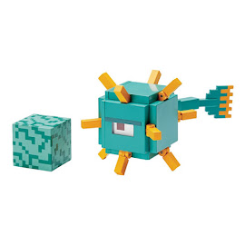 Minecraft Guardian Survival Mode Figure