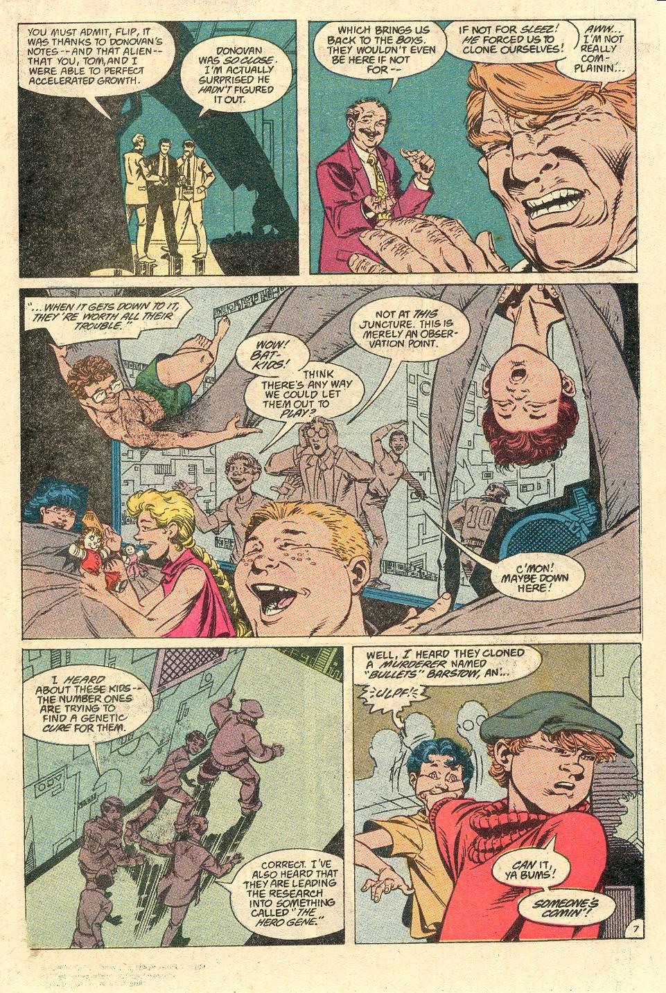 Read online Secret Origins (1986) comic -  Issue #49 - 12