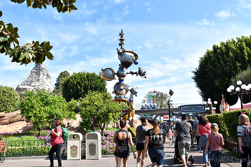 FamilyADHD DIsneyland Guide for Families Tips & Tricks