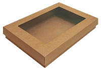 shirt boxes with clear lid