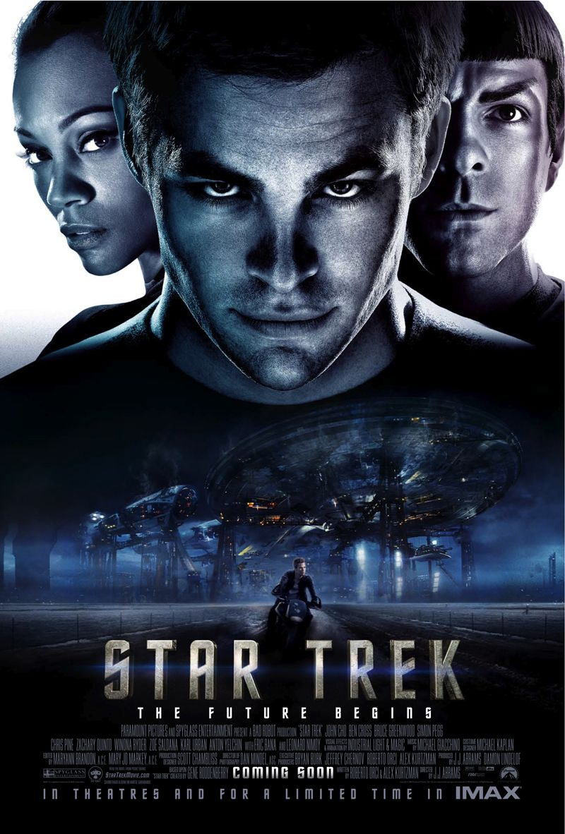 Star Trek: the future begins