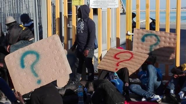 Τελεσίγραφο φορέων της Λέσβου απέναντι σε ομάδες που υποκινούν κινητοποιήσεις λαθρομεταναστών
