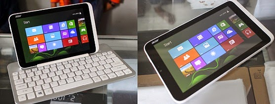harga Tablet Windows 8 Acer Iconia W3 Bekas
